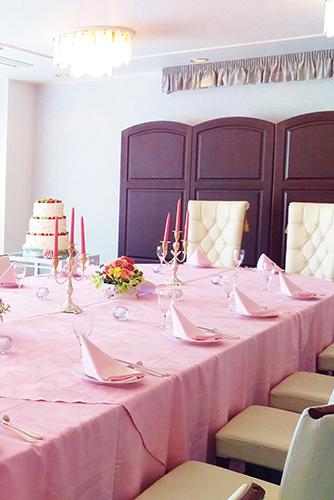 家族婚・ご親族お食事会