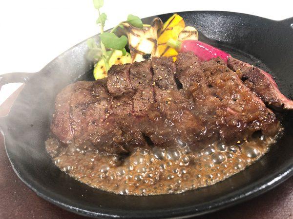 奈義牛ステーキセット