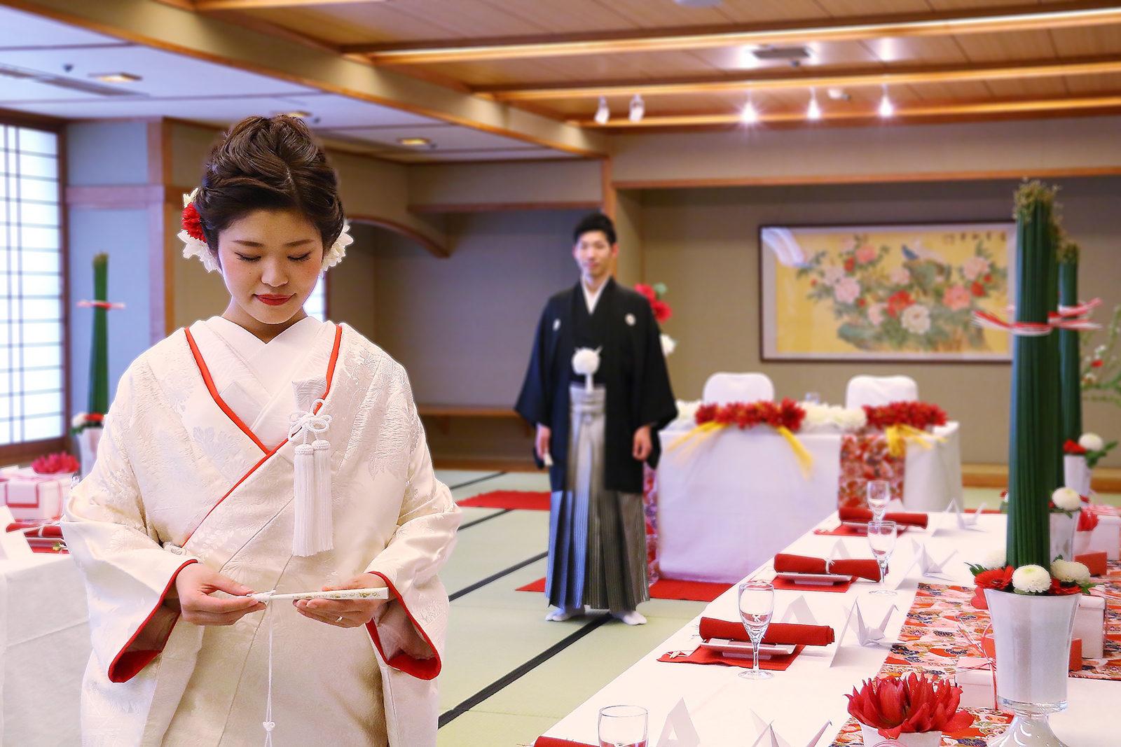 津山鶴山ホテル ウェディング