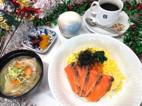 12月和食ランチ