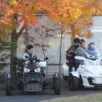 津山鶴山ホテル レンタルトライク